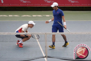 Justin/Christo raih gelar Indonesia Men's Future