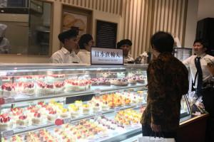 Rahmat Gobel gandeng Chateraise rambah bisnis kue
