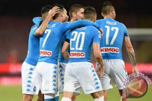 Napoli kembali puncaki klasemen Liga Italia