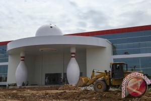 Arena boling Asian Games segera diresmikan
