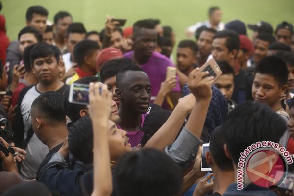 Makan Konate Gabung Sriwijaya FC
