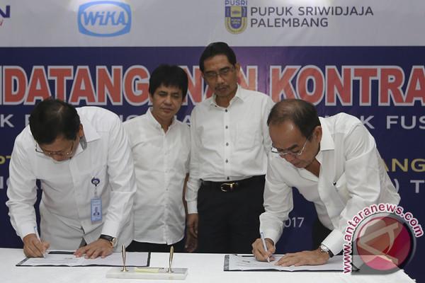 Mou Pembangunan Pabrik NPK Fusion II