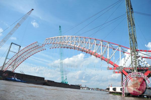 Pembangunan Jembatan Musi VI dan Musi IV
