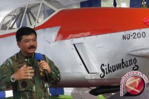 TNI-Polri-Bea cukai harus bersinergi tangani narkoba, kata Panglima