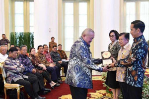 Sumsel pengelola keuangan terbaik di Indonesia