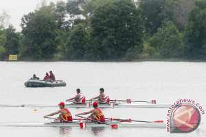 Test Event Rowing