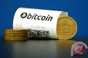 OJK larang lembaga jasa keuangan pasarkan bitcoin