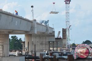 Jembatan musi IV terkendala pembebasan lahan