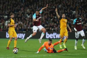 West Ham tahan imbang Arsenal tanpa gol