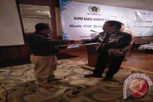 Konkernas DK PWI Selesaikan Draf Kode Perilaku Wartawan