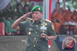 Kehadiran prajurit diharapkan memberikan rasa aman masyarakat