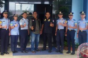 Imigrasi Palembang amankan imigran gelap asal afghanistan