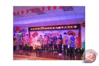 Sekolah di Beijing apresiasi seni angklung