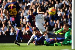 Hasil pertandingna Liga Spanyol