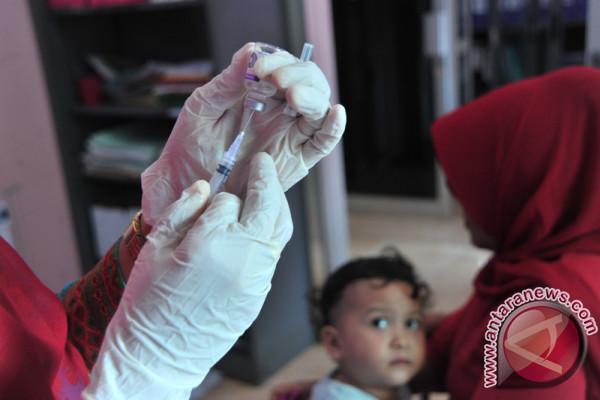 Vaksin Difteri Massal Palembang