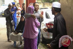 Keluarga korban kecelakaan speedboat datangi RS Bhayangkara