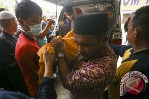 Tujuh korban ambruk gider Becakayu dievakuasi