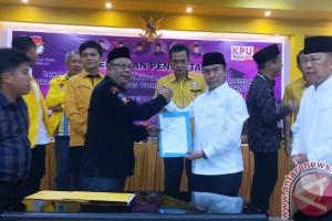 Calon wali kota Palembang selesaikan pemeriiksaan kesehatan