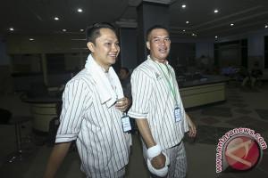 39 calon Pilkada se-Sumsel selesaikan pemeriksaan kesehatan