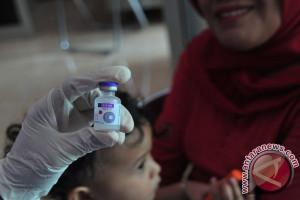 Anak jajaran Korem Gapo diberi vaksin difter