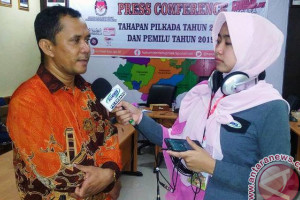 KPU terima berkas dukungan calon  DPD