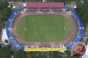 Renovasi Stadion Bumi Sriwijaya Rampung