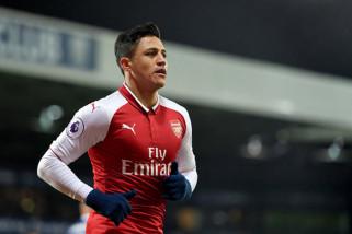 Sanchez inspirasi MU kalahkan Tottenham di semi final