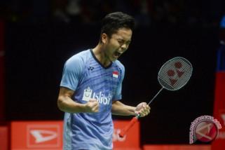 Tim Piala Thomas Indonesia terhenti di semifinal