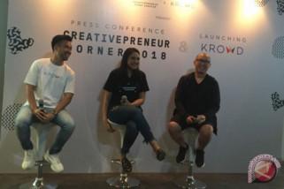 Vidi luncurkan startup KROWD