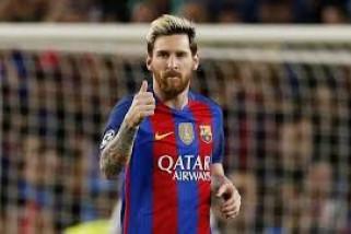Gol Messi bantu Barca mencapai perempat final