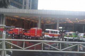 30 korban BEI langsung dibawa ke RS