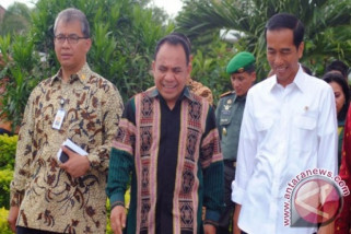 Presiden sumbang sapi kurban untuk korban gempa Lombok
