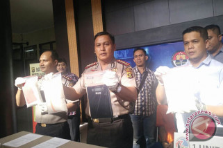 Polresta Palembang tangkap pengedar 3 kg sabu-sabu