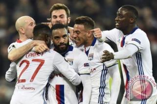 Lyon pangkas keunggulan PSG di Liga Prancis