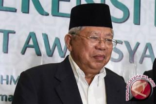 Keberangkatan Yahya Staquf tanggung jawab pribadi, kata MUI
