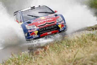 Loeb mengundurkan diri dari Reli Dakar