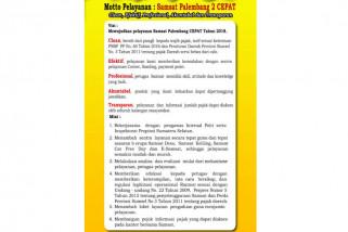 Samsat Palembang II maksimalkan pelayanan wajib pajak
