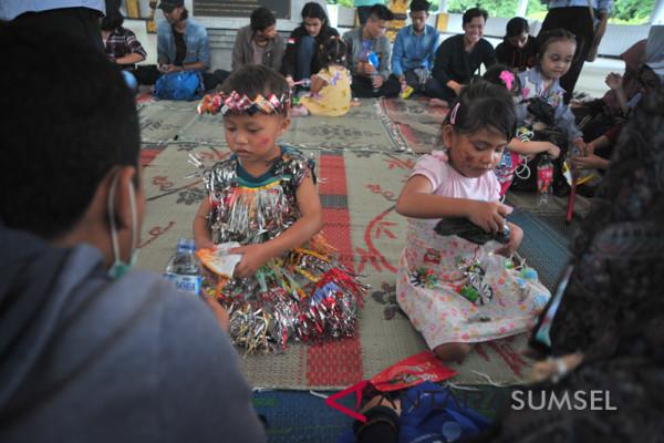 Hari Peduli Sampah di Palembang