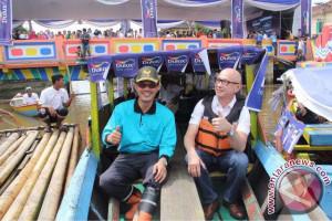 Sungai Sekanak destinasi wisata baru Palembang