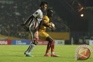 Sriwijaya FC ditahan imbang Bali United 0-0