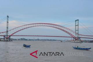 Aktivitas Pembangunan Jembatan Musi VI