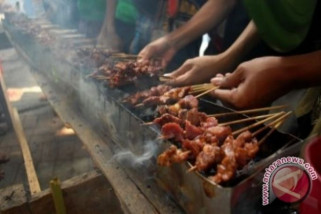 Sate terfavorit di Festival Wonderful Indonesia