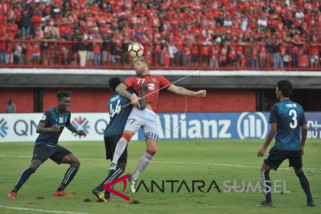 Yangon United kalahkan Bali United 3-1