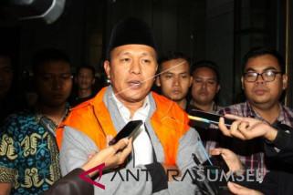 KPK tahan Bupati Lampung Tengah terkait dana APBD
