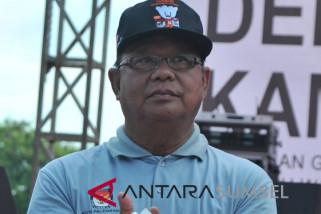 Daerah pemilihan Palembang tidak bertambah pada pemilu 2019