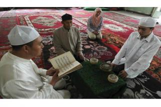Warga China muslim Hui khawatirkan momen Imlek larang pendidikan agama