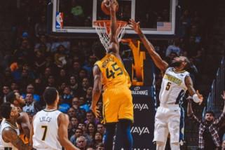 Ini dia hasil ringkasan pertandingan NBA