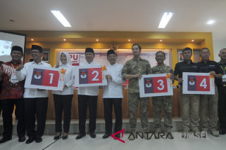 Minggu ini KPU Palembang gelar deklarasi damai pilkada