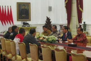 Jokowi Minta Patokan Tarif Ojol