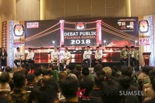 KPU gelar debat publik Pilkada Sumsel kedua